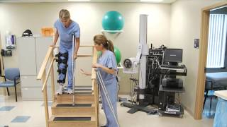 Post-operative Crutch Walking: Non-weight Bearing