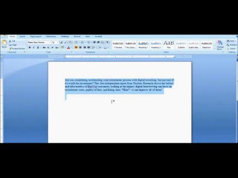 MS Word Word Count & Frequency Statistics …