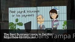 Business Loans Del Rio