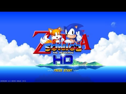 Sonic 2 HD - Full (Slideshow With Sound) Playthrough + Basic cheat table  Download in Description