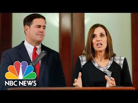 Martha McSally Appointed To Fill John McCain's Senate Seat | NBC News