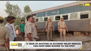 New Farakka Express derails near Raebareli in UP, 5 killed