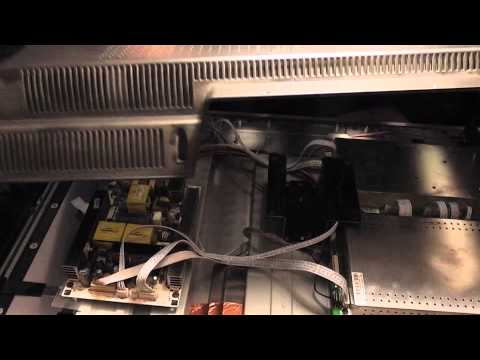 видео: Диагностика и ремонт lcd телевизора xoro, разборка - Часть 1