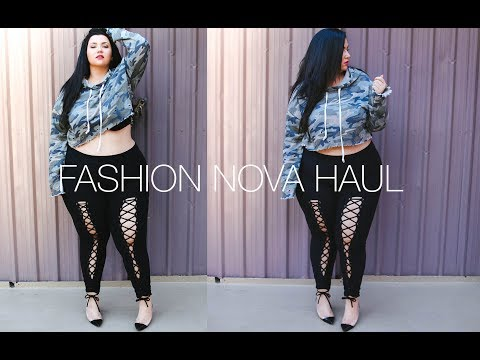 Plus Size Fashion Try On Haul