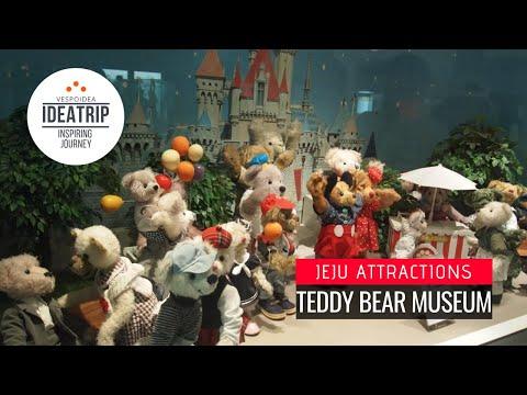 Jeju Island: Teddy Bear Museum Jeju