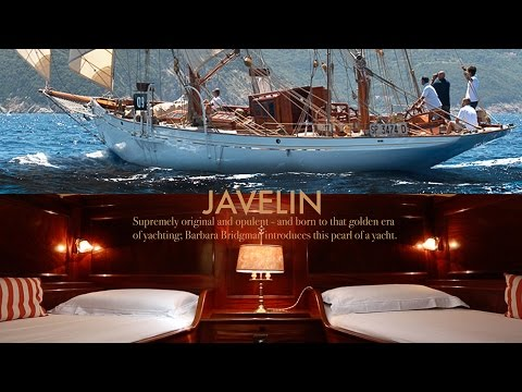 Javelin – CLASSIC YACHT FOR SALE