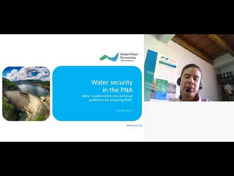 Webinar 7: Integrated planned management of water resources