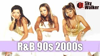R&B 2000s 90s DJ SkyWalker Club Dance Party Mix   Old School Music