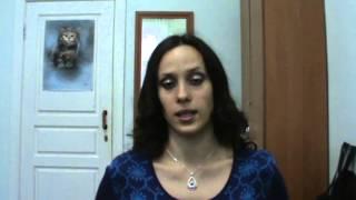 Вокальные упражнения (Распевки, легато, стаккато) Vocal exercises (Legato,staccato)
