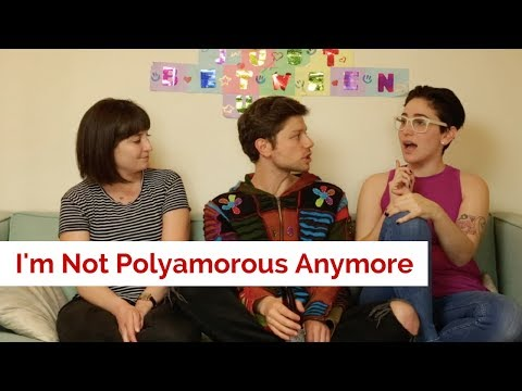 WHY I'M NOT POLYAMOROUS ANYMORE / Gaby & Allison
