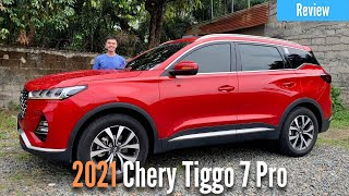 2021 Chery Tiggo 7 Pro Review