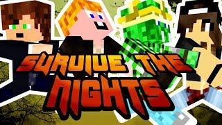 Minecraft - survive the nights [HÁT MI VAGYOK ÉN?!]