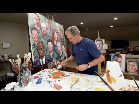 The Art of Painting: A Conversation with President Bush's Art Instructors