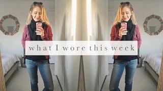 Baixar What I Wore This Week | OOTW & Vlog | Carley Hutchinson