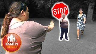 HALT STOP! Jetzt date ich! | Volles Pfund Jasmine |Family Stories