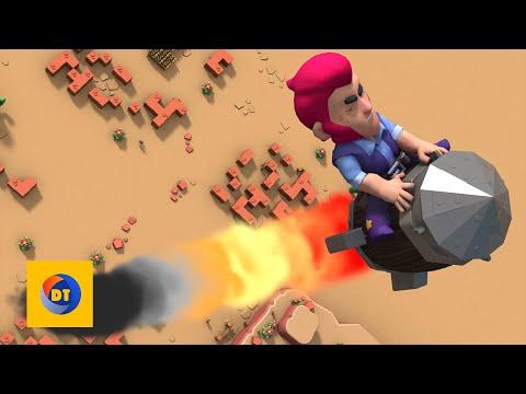 Brawl Stars Animation #1 | COLT | Djony Toons