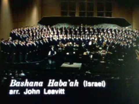 Bashana Haba'ah (Israel) Arr: John Leavitt