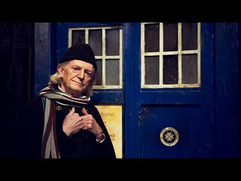 AN ADVENTURE IN SPACE & TIME - David Bradley as First Doctor William Hartnell: Nov 22 on BBC AMERICA