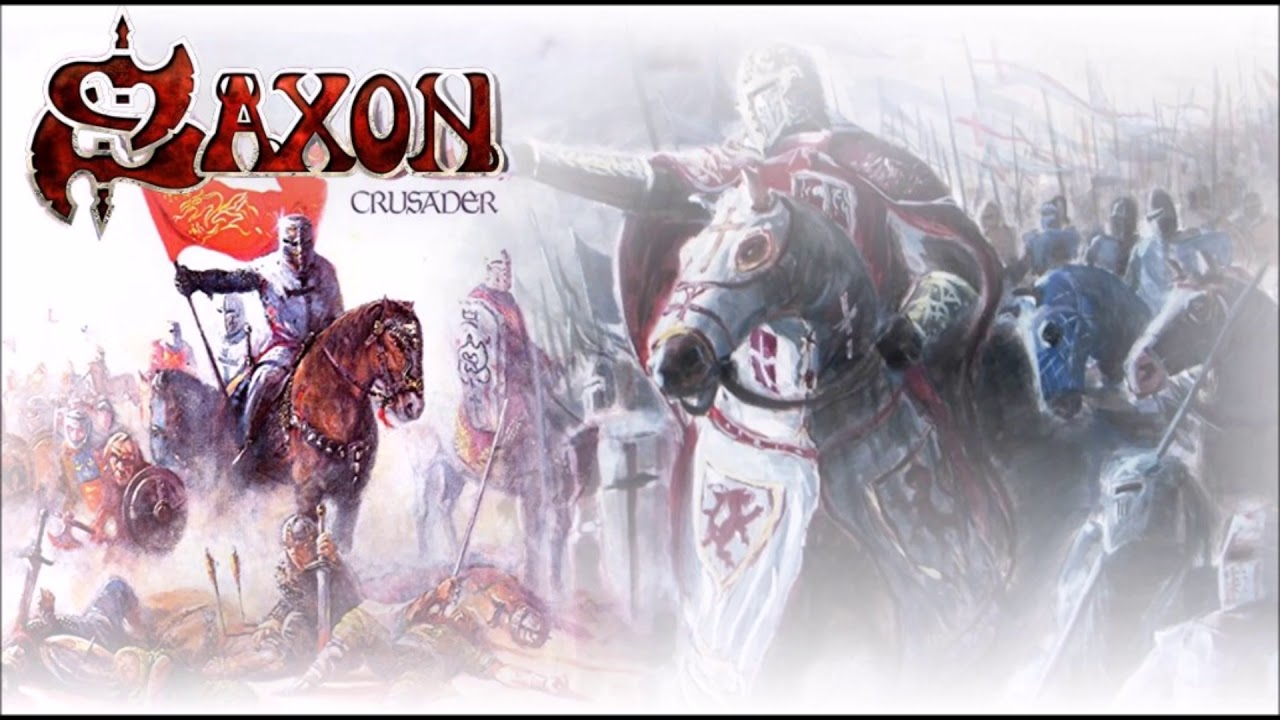Crusader Saxon