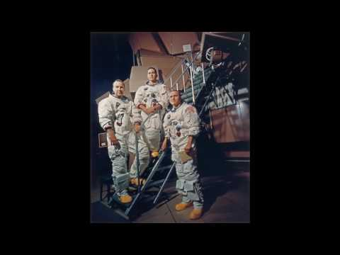 THE VOYAGE OF APOLLO 8