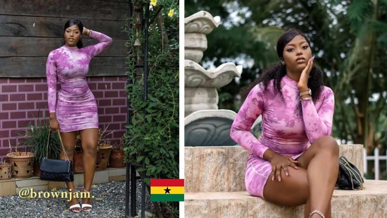 Download @chancelvie__dior caramel skinned thick and pretty Ghanaian princess #Melanin #Goddess