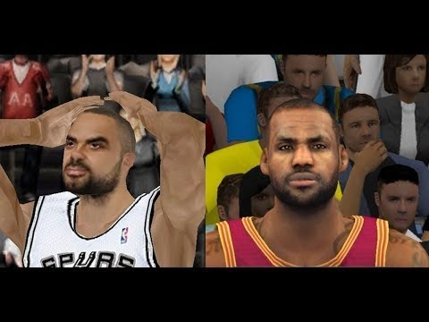 EVOLUTION OF NBA 2K MOBILE 12 - 18 Android & IOS