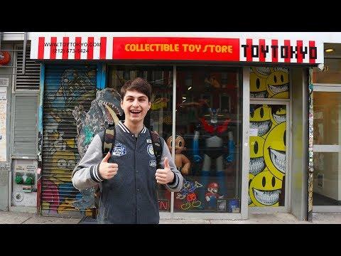 Toy Tokyo Funko Pop Hunting