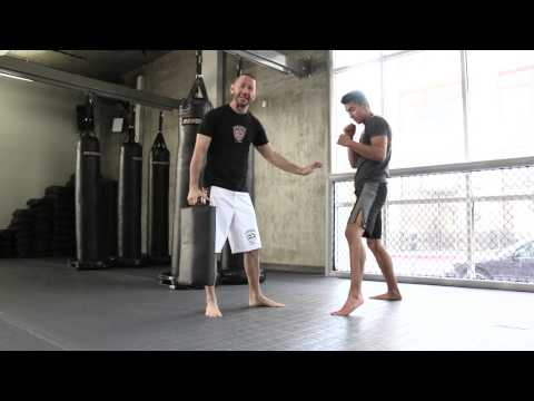 How To Do The Best Lead Leg Front Kick In Krav Maga And MMA