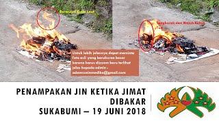 Penampakan Jin Ketika Jimat Dibakar - Ekstrakurikuler Ruqyah - 19 Juni 2018