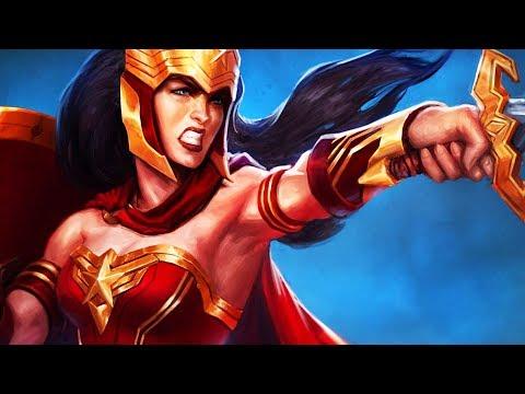 Wonder Woman TURNS LEGENDARY, Gameplay #71 | DC Legends