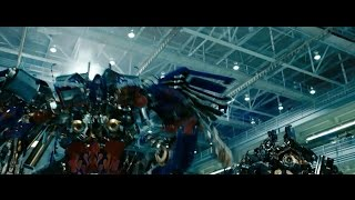 HD - Optimus Prime all transformations scenes from all 4 movies + extras + slow motion