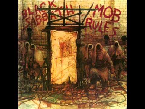 Black Sabbath- Mob Rules- E5150