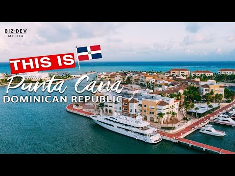 This is Punta Cana, Dominican Republic by Biz-Dev Media
