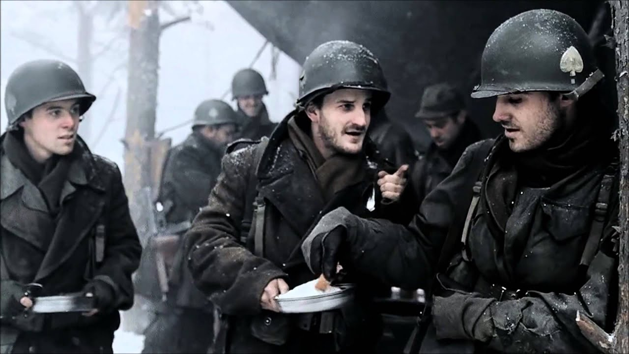 """hbo band of brothers """"wounded list"""" - hd 1080p - youtube"""
