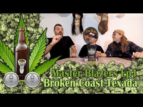 Weed Review!! Cannabis is Legal in Canada: Master Blazers Ep