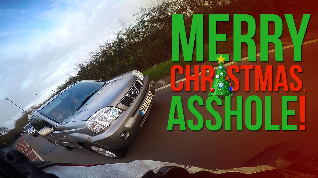 Merry Christmas, Asshole! - YouTube