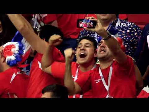 The Story of Matchday 8 at the FIFA Confederations Cup 2017