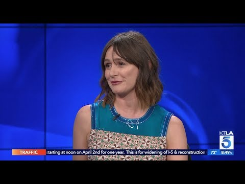 "Emily Mortimer on How she was Casted for ""The Bookshop"""