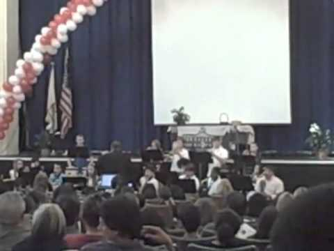 Glen Cove Finley Middle School Honors 6/13/11