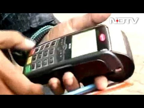 How Replacement Of Cash With Electronic Payments Will Boost India's GDP