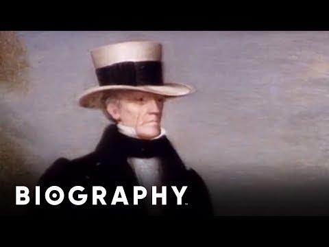 Mini BIO - Andrew Jackson