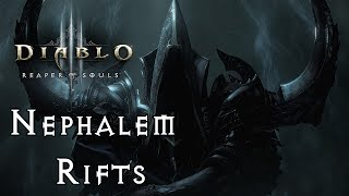 Diablo 3 , Reaper of Souls - Nephalem Rifts - GullofDoom - Guide