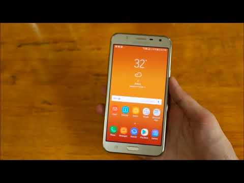 Review Samsung Galaxy Core 7 (2017)