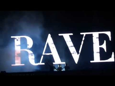 SWEDISH HOUSE MAFIA ONE LAST TOUR JAKARTA - Opening