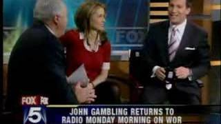 John Gambling on Good Day New York