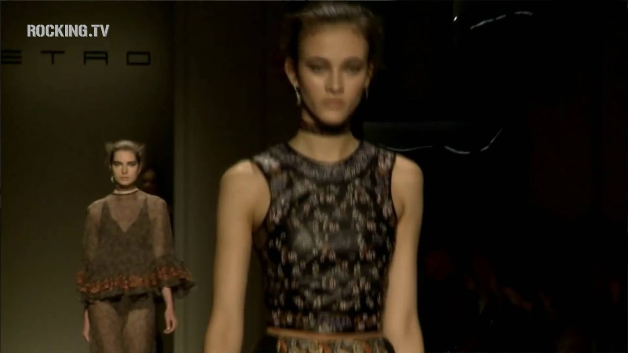 premium selection 24318 2df8c Intervista Veronica Etro - Milano Fashion Week 2015