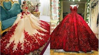 Самые Красивые Красные Платья!