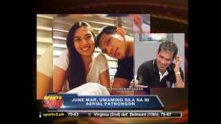 SPORTS 360 SPECIAL: Love is in the air for June Mar