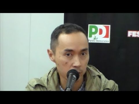 Tash Aw ospite della Casadeipensieri / Festunità 2017 /Bologna