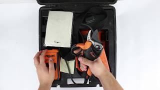 Approfondimento: Quanto è necessaria la manutenzione sulle forbici Pellenc?